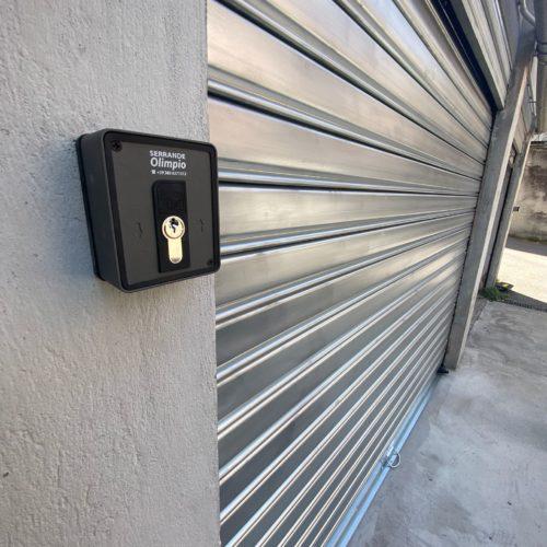Installazione nuova serranda Verona